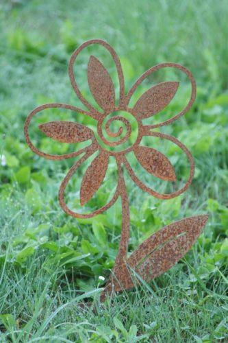 Blume - Rostoptik
