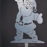 Stecker Weihnachtsmann